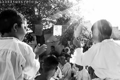 San Salvatore (Lau.cube) Tags: sansalvatore sardegna bn biancoenero cabras corsa scalzi tradizioni controsole