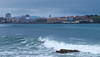 Cuando llega la ola (Jesus_l) Tags: europa españa gijón mar iglesiasanpedro jesúsl
