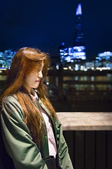 Untitled (Chang Tai Jyun) Tags: london shard shardtower uk europe portrait thames riverthames night nightview nightlife  england  gb