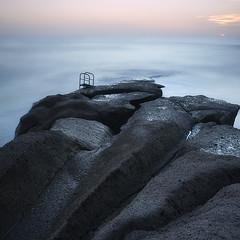 Last Light (susanibrown) Tags: tenerife volcanic sunset lastlight wildswimming