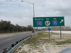 TO 67, TO I-10 (US 71) Tags: mississippi highways roadsigns i10 highwaysigns interstate10 i110 interstate110