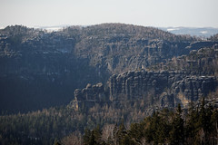Schrammsteine - Schsische Schweiz (Thundersnook) Tags: winter schweiz rocks urlaub canyon valley felsen winterberg schsische groser schmilka
