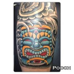 #tiki #tikitattoo #tikiroywashere #tattoo