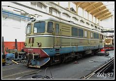 060-DA-004 (Zoly060-DA) Tags: old diesel 4 februarie romania da locomotive 16 cluj napoca 060 sulzer tfg rafo onesti remarul