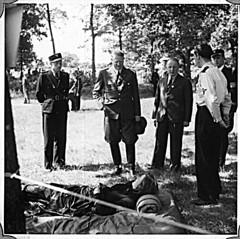 Borrestevnet, 1943. (Riksarkivet (National Archives of Norway)) Tags: ns worldwarii secondworldwar quisling krigen vidkunquisling andreverdenskrig okkupasjonstiden