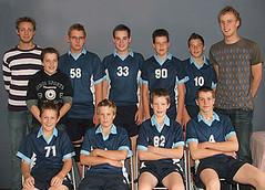 2007 Jongens B1 - Trs. Gert Hamhuis en Marten Berenst