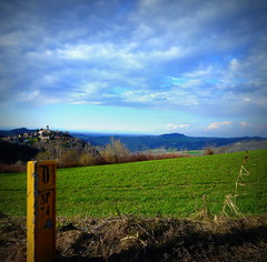 an EnD has A staRt (Iaia Ross) Tags: panorama landscape italia colline pavese oltrep fortunago sp74