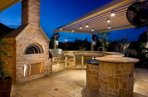 Outdoor Kitchens: The Design Is In The Details
