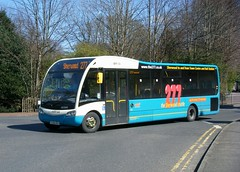 Arriva Southern Counties No. 1502 (johnzebedee) Tags: bus kent transport publictransport versa tunbridgewells arriva optare motorbus johnzebedee