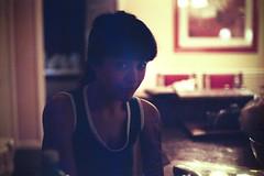 $2 Shirt (bjamieson) Tags: portrait film girl analog 35mm nikon f100