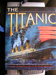 The Titanic. (Jimmy Big Potatoes) Tags: ship iceberg atlanticocean oceanliner whitestarline rmstitanic tragedie