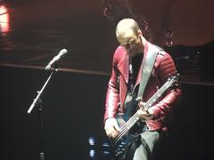 Muse - TD Garden - 4/12/13 - 071 (JoeMBPro) Tags: chris music boston concert live muse wolstenholme tdgarden