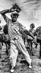 Staying Alive (christian.barroso) Tags: people blackandwhite bw photography pessoas streetphotography bahia salvador pretoebranco itaparica