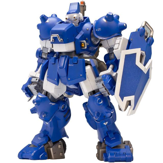 卡普空90年代大作Cyberbots超可動立體化!