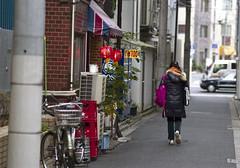 Chiyoda-ku, Tokyo (ymtrx79g ( Activity stop)) Tags: street color slr film japan analog tokyo 35mmfilm fujifilm  konica 135 chiyodaku jinbocho  jimbocho      konicaft1motor fujicolor100 konicahexanonar135mmf25  walkandrun 201303blog