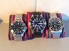 Dive watches (eye-of-horus) Tags: watch omega seamaster rolex submariner fortis marinemaster uploaded:by=flickrmobile flickriosapp:filter=nofilter