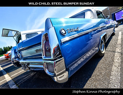 'Wild Child' - Steel Bumper Sunday (Stephen Kinna Photography) Tags: old blue original classic cars car vintage boot hotel photo buick nikon vermont manhattan rear engine australia victoria chrome american trunk restored veteran wildcat hdr highdynamicrange taillights ringwood mitcham buickwildcat 1024x796 nikond600 manhattanhotel photoengine oloneo stephenkinna stephenkinnaphotography