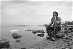Self-portrait (BloodyPooH) Tags: myworld 12mm ep1 2013