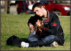 In the zone (* RICHARD M) Tags: street musician music youth liverpool alone singing emotion guitar candid singer lonely emotions scousers guitarist pierhead strumming feelings merseyside inthezone capitalofculture europeancapitalofculture cityofmusic liverpoollad