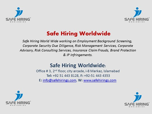 safe hiring worldwide