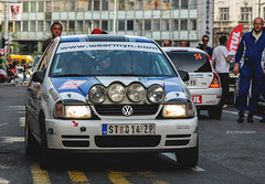 Volkswagen Polo (Ni.St|Photography) Tags: cars car rally racing belgrade rallye rallying kosutnjak avala reli beogradski martinovic memorijal
