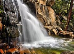 Middle Cascade Creek Falls - Explored 4/29/21