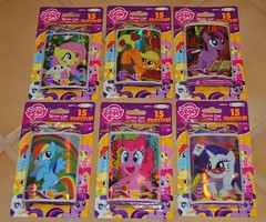My Little Pony Series Two Trading Card Packs - 120 / 365 (Dreaming Magpie) Tags: new two bunny 120 set angel pie cards is al rainbow twilight friendship little magic shy sparkle pony dash card series 365 pinkie collector mlp holographic flutter rarity applejack holo packs twi 2013 fluttershy pinkiepie rainbowdash dashie twilightsparkle fimtrading