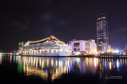 麗星郵輪。寶瓶星號 。基隆港 Star Cruises - SuperStar Aquarius, Keelung, Taiwan _IMG_6642