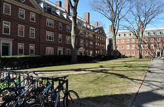 Harvard University campus (Blake Gumprecht) Tags: cambridge buildings campus massachusetts harvarduniversity