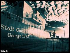 Stolt Comorant (Picklewalsh) Tags: boat dock marine sailing ship lock birkenhead merseyside stolt comorant