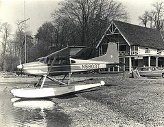 Seaplane 2 (jannetie) Tags: railroad trees windows ice beach water bar sailboat creek train docks plane river airplane boats pier newjersey doors furniture nj sandbar trains canoe shore canoes anchor tugboat sailor sailboats seaplane tugboats pontoon mercercounty canoeclub pickerelweed delawareriver yachtclub frozenriver shipbuilding bulkhead boater boatclub delawareraritancanal canoer vintagephotographs iceboat vintagephotograph crosswickscreek bordentown burlingtoncounty trentonnj duckisland bordentownnj icecutter yapewi yapewiaquaticclub candocks shipwreckparty