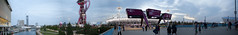 London Olympics 2012 Panoramic (joemuggins) Tags: england london unitedkingdom panoramic olympics olympicstadium olympicpark 2012 paralympics london2012