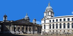 royal naval college chapel (stusmith_uk) Tags: london greenwich chapel wren baroque hawksmoor royalnavalcollege