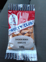 Chicken Bones (Mungo_Crafts) Tags: candy coconut canadian peanutbutter nuttyclub chickenbones