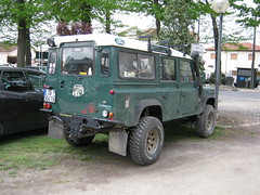 Land Rover Defender 110 (TAPS91) Tags: 110 rover land defender cherasco