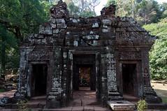 Vat Phou, temple Khmer au Laos