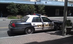 San Antonio PD (ynkefan1) Tags: white black ford san texas police victoria crown antonio department interceptor cvpi