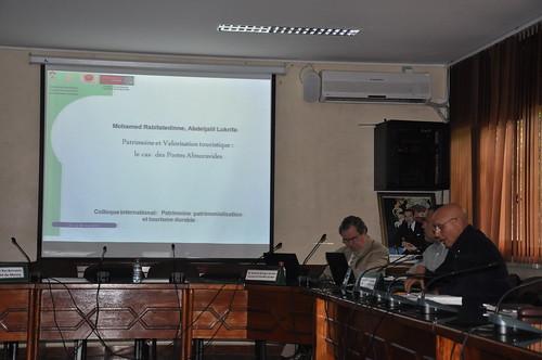 Coloquio Internacional 'Patrimonio, Patrimonialización y Turismo Sostenible' 11