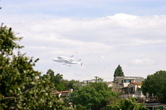 """Space shuttle from my house • <a style=""""font-size:0.8em;"""" href=""""http://www.flickr.com/photos/95808399@N03/8985506146/"""" target=""""_blank"""">View on Flickr</a>"""
