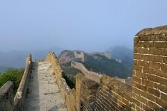 Great Wall @Jingshanling (Alan Dreamworks) Tags: china nikon day ngc beijing clear greatwall   jinshanling d4    alandreamworks