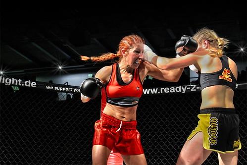 Fighting Ladys
