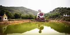 Little Bouddha (Ye-Zu) Tags: voyage trip burma stupa bouddha myanmar pagode worldtour birmanie tourdumonde monstate mawlamyine myanmarbirmanie
