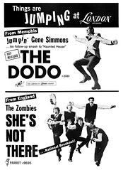 1964 london jumpin gene simmons & the zombies (Al Q) Tags: 1964 london jumpin gene simmons zombies dodo shes there