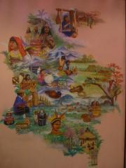 Galeria Cano, Bogota, 2004 (jlfaurie) Tags: galeriacano bogota 2004 jlfr jlfaurie cano colombie colombia mpmdf mechas art hamacs hamacas précolombien arte precolombian colombian