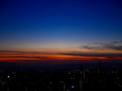(ishizima) Tags: penlite olympuspen olympus cloud sky buildings city dawn sunset japan tokyo