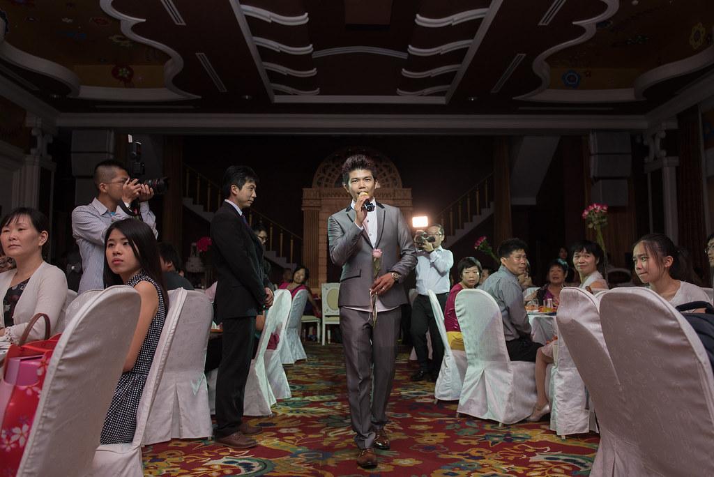 中僑花園飯店婚禮記錄雅琇與紋瑞-92