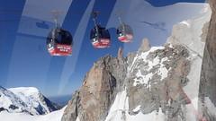 09_Mont-Blanc Panoramic to Helbronnee (Nick Ham100) Tags: chamonix aiguilledumidi utmb