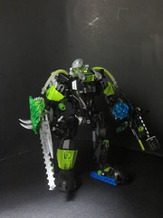 Rodak_13 (Flame Kai'zer) Tags: rodak bionicle lego moc flame kaizer flamekaizer hadix unbound engineer
