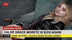 live breaking news - chloe grace moretz is sick again (oskar_umbrellas) Tags: chloegracemoretz chloemoretz chloëgracemoretz chloëmoretz chloegmoretz moretz