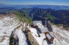 170A3316 (Ricardo Gomez A) Tags: explore sntis nieve schnee snow mountain berg